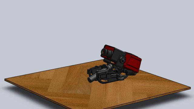 Team Fortess 2 Paintball Sentry • Hackaday.io