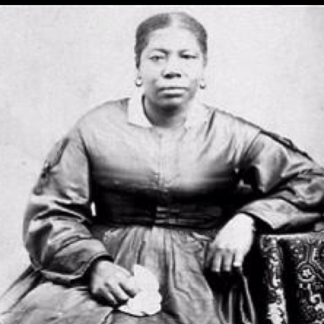 Jane Elizabeth Manning James, a black LDS (Mormon) pioneer and someone I look up to.