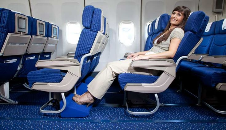 Difference between first class and economy flights