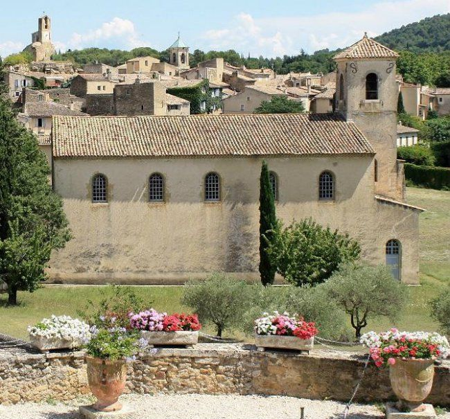 Located in the Vaucluse department in Provence, pretty Lourmarin has a lot going for it-- classified as one of