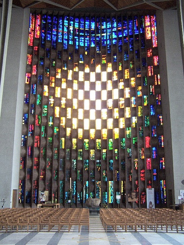 Coventry Cathedral, West Midlands, UK