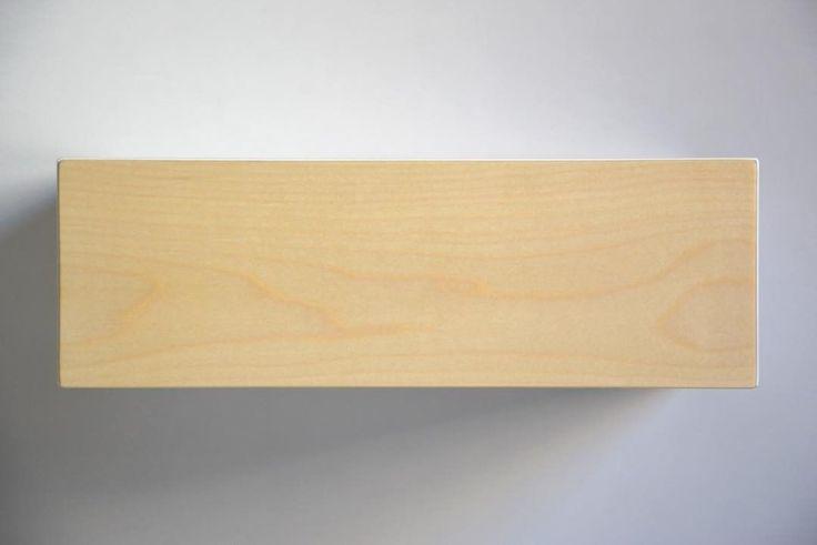 """6 kedvelés, 1 hozzászólás – MyBetterShelf (@mybettershelf) Instagram-hozzászólása: """"What is this? Find out here: www.mybettershelf.com #floating #nightstand #drawer #wood #birch…"""""""