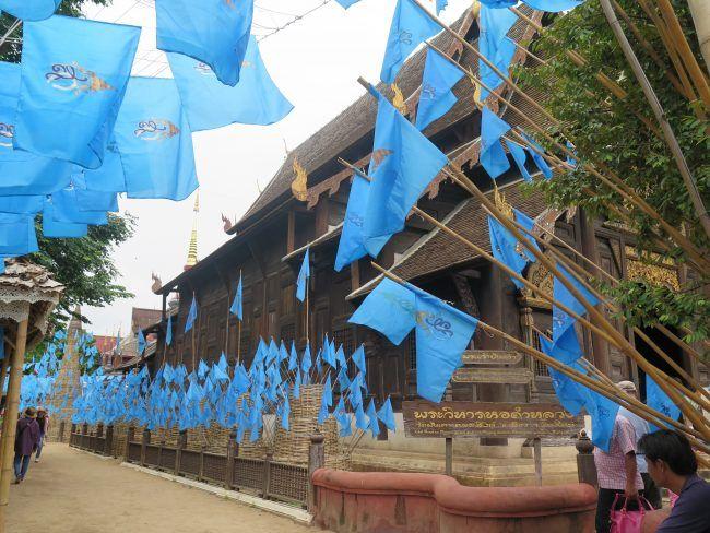 Wat Pan Tao - Chiang Mai