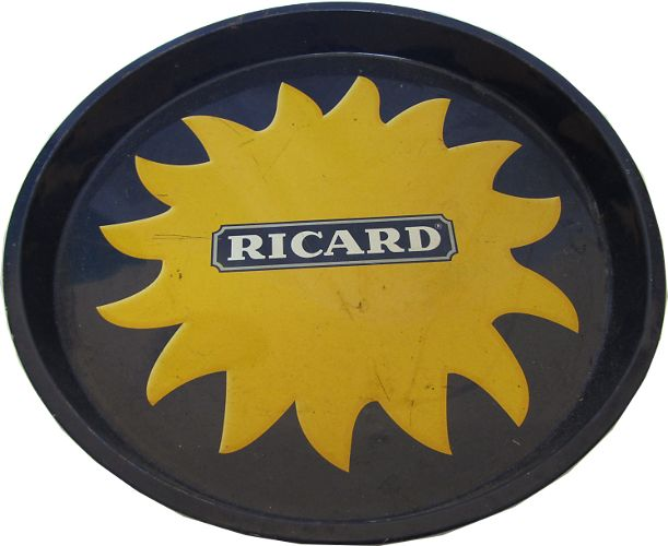 ricard | plateau RICARD