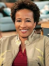 """Wanda Sykes -- (3/7/1964-??). Writer, Comedian, Actress & Voice Artist. She portrayed Barbara 'Barb' Baran on TV Series """"The New Adventures of Old Christine"""" and Wanda Sykes on """"Curb Your Enthusiasm"""". Movies -- """"Pootie Tang"""" as Biggie Shorty, """"Monster-in-Law"""" as Ruby, """"My Super Ex-Girlfriend"""" as Carla Dunkirk, """"Evan Almighty"""" as Rita and """"Nutty Professor II: The Klumps"""" as Chantal."""