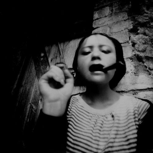 Bonnie Parker. 1930s.