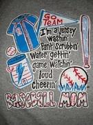 Baseball Mom 4
