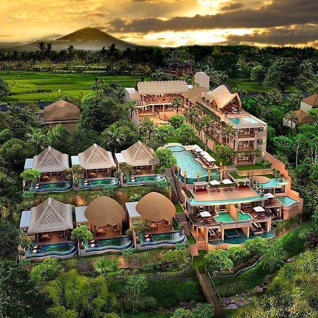 @TheUdaya Resort & Spa Bali ⠀ Photography via @hotelsandresorts⠀ ⠀ ⠀ ⠀ ⠀ ⠀ ⠀…