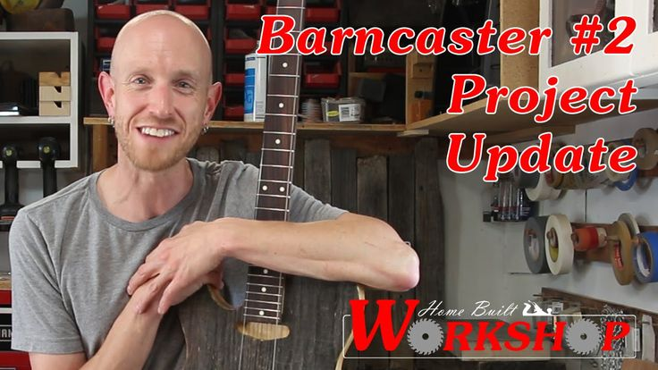Here is another update on my second guitar build. Its coming along nicely. The guitar is assembled. There are only a few more things I need to do to complete it.  If you enjoyed this video please give it a thumbs up and be sure to click the subscribe button so you dont miss any upcoming videos.  Visit my website at http://ift.tt/1YeRUSv or connect with me on social media.  http://ift.tt/1NCeeDo https://twitter.com/homebuiltshop http://ift.tt/1TLkO76 http://ift.tt/1NCe9j8…