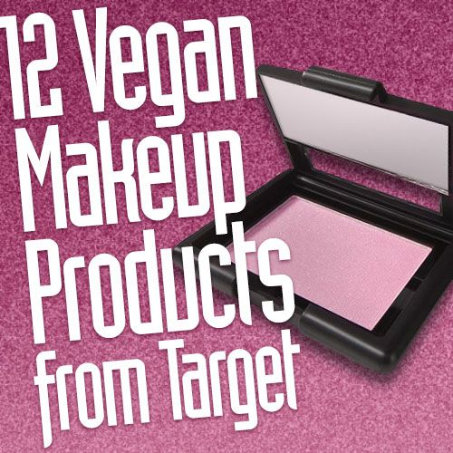 Affordable animal-friendly makeup is easy to find at Target! #Vegan #CrueltyFree