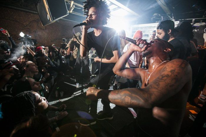 HYPEWORTHY: Red Bull Sound Select Slays At the Drunken Unicorn @TheUrbanRealist