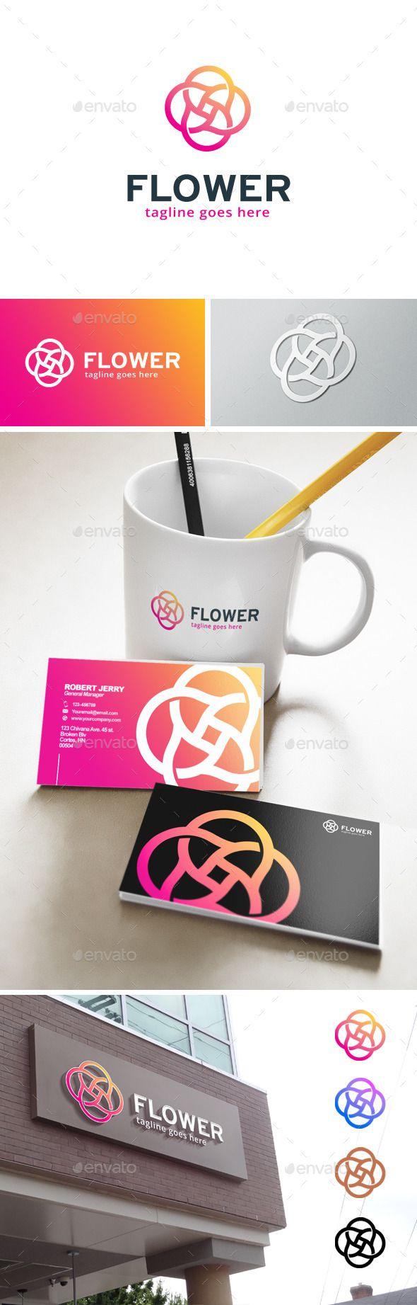 best 20 circle logos ideas on pinterest circle logo design flower circle logo design template vector logotype download it here http