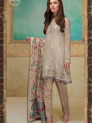 adc0003e4b Zainab Chottani Luxury Embroidered Velvet Collection Replica in 2019 ...