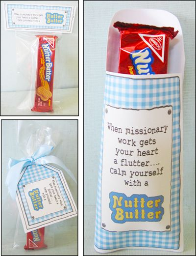 candy sayings, missionary candy sayings, missionary ideas, missionary care packages