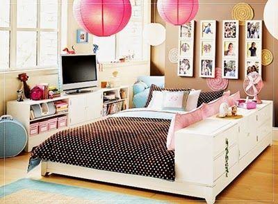 Merveilleux Modern Cozy Teen Bedroom For Girls Design Ideas