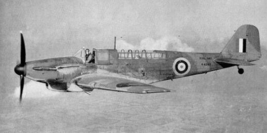 Fairey Fulmar Mk. II