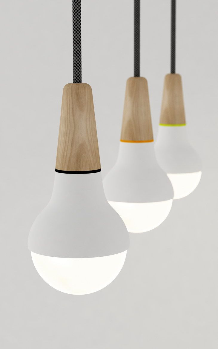 Scoop Light by Stephanie Ng Design