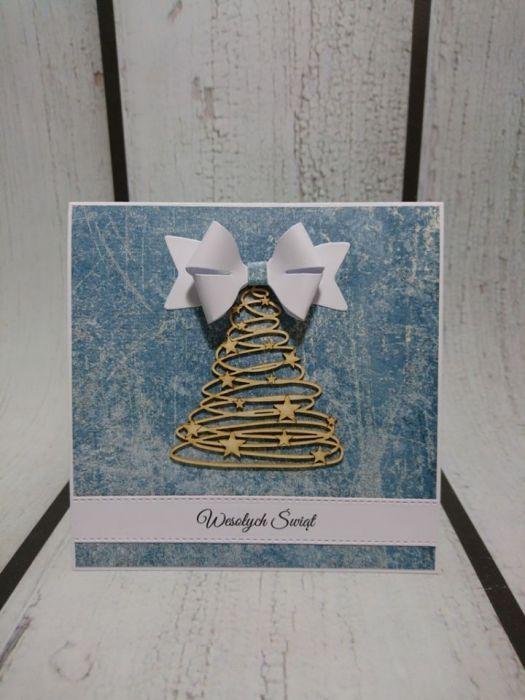 Kartka bożonarodzeniowa #003
