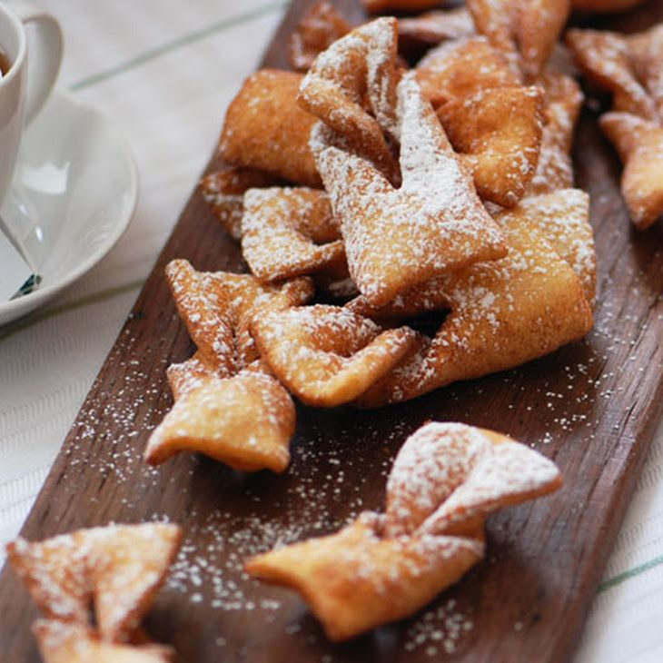 Calzones Rotos (Chilean Fried Pastries) Recipe