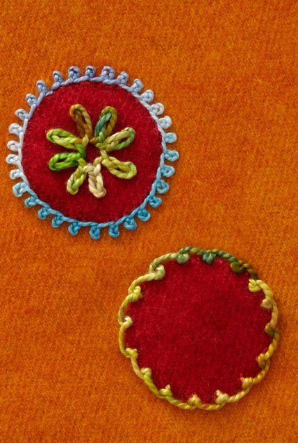 Stitches to Savor by designer @suespargo.
