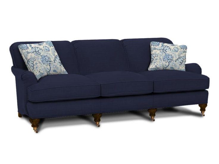34 best Blue Sofa images on Pinterest Blue sofas Blue living