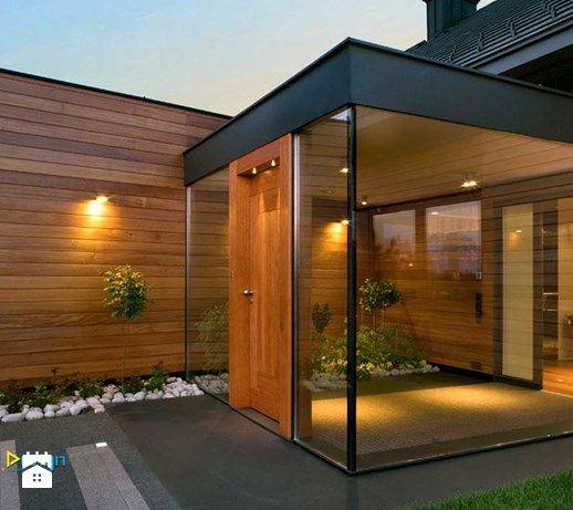 drzwi, okna, szkło architektoniczne - Domy, styl klasyczny - zdjęcie od Alpina Design  Ogrody Zimowe