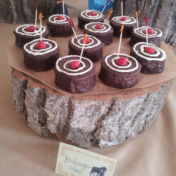 Something Quite....Domestic: Brave Birthday Food, Part 1