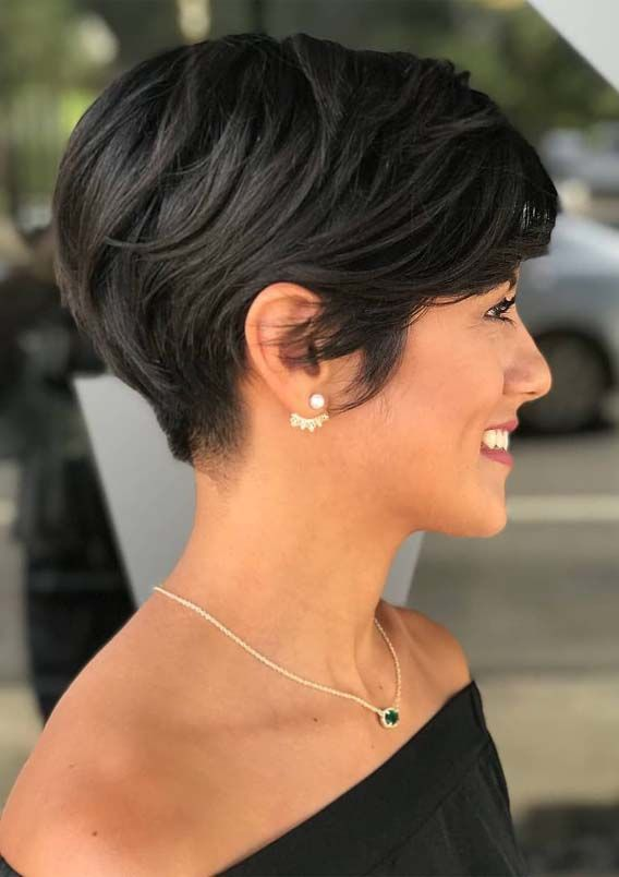 Fantastische Pixie-Haarschnitte für kurzes Haar, die Sie 2019 ausprobieren müs…