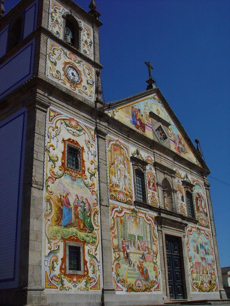 Valega Church. Aveiro