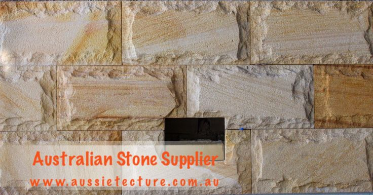 Rockface sandstone imported is absolutely beautiful and is available in 500 x 250 x 25mm + 20mm rockface. Sandstone Capping available too. #sandstone #stone#stonewall#landscapeidea#landscapedesign#exterior -Outdoor design -sandstone cladding -Garden design -Garden idea -Sandstone Capping -Rockface Sandstone -Stone walling -Australian Sandstone -Outdoor living -Sandstone Retaining Wall -Sandstone Blocks -Sandstone House -Sandstone flooring -Sandstone Paving -exterior design