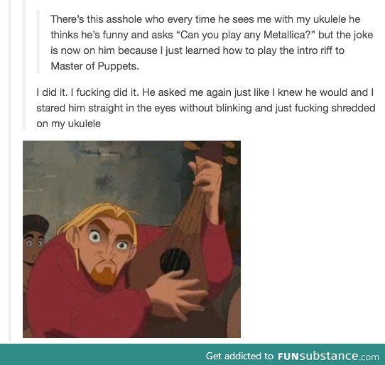 I fucking love Road to El Dorado.