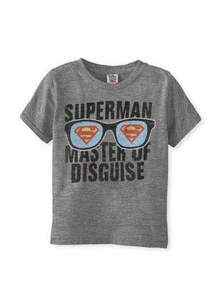 41% OFF Junk Food Kid's Superman Disguise Tee (Steel)