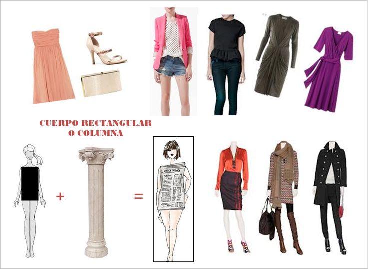 So style blog: Cómo vestir según tu cuerpo