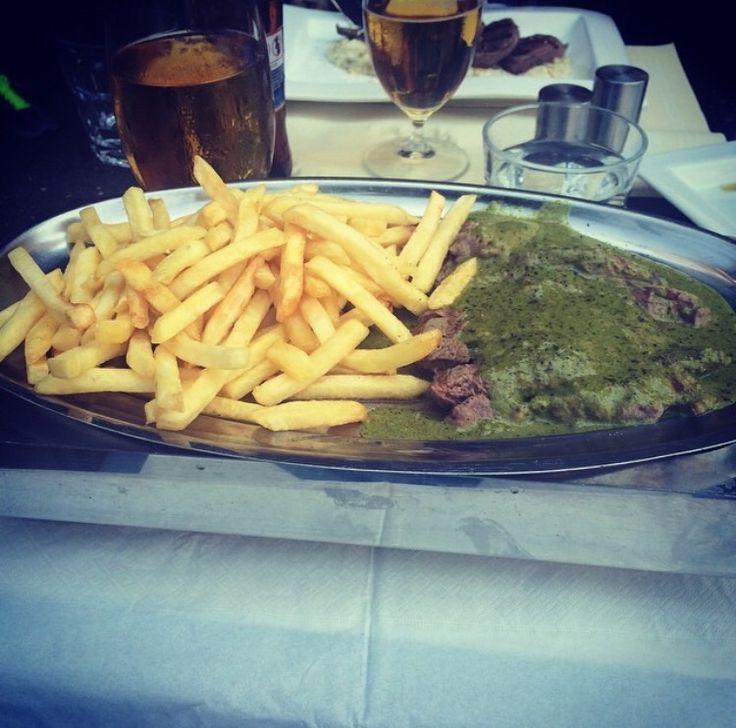 Cafe de paris steak