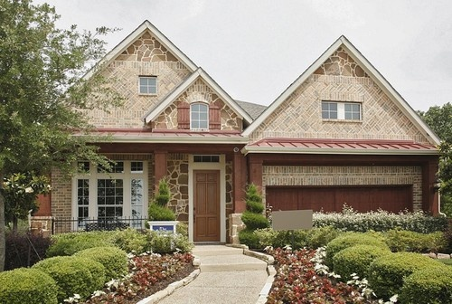 Best 25 brick and stone ideas on pinterest stone for Mixing brick and stone