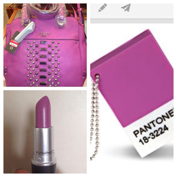 My Radiant Orchid Finds Radiant Orchid 2014 Pantone