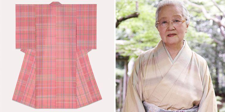 La maison de la culture du Japon présente des kimonos créés par Fukumi Shimura et sa fille et disciple Yöko. Pour elles, teindre et tisser n'est pas une simple activité artistique, c'est avant tout la quête d'une coexistence harmonieuse avec la nature. En redonnant vie, aux fils des cocons de soie et aux couleurs des plantes, Fukumi Shimura témoigne de son profond respect pour la nature.