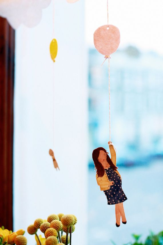 Mary's London baby shower   Aneta Mak   100 Layer Cakelet