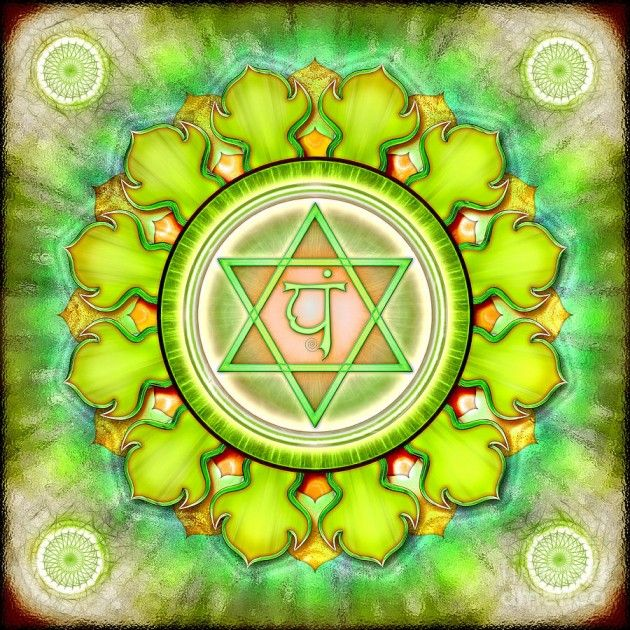 Kundalini Rising, Part 4: The Heart Chakra