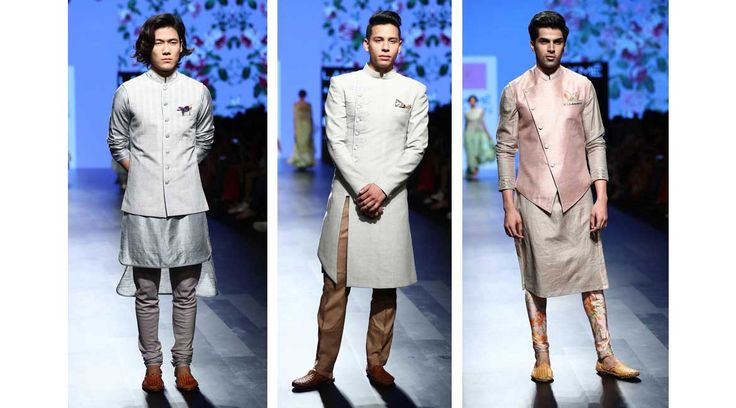 Anushree Reddy Designs an Easy-to-Wear Collection of Wedding Wear for the Summer Groom