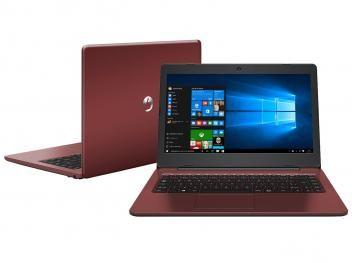"""BOTA FORA com até 70% OFF + Frete Grátis*: Notebook Positivo Stilo Colors XC3634 - Intel Dual Core 4GB 32GB Windows 10 LED 14"""""""
