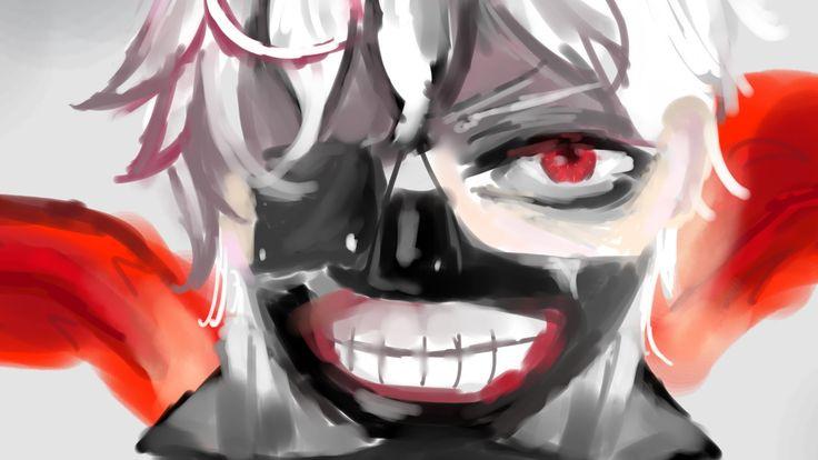 Tokyo Ghoul Speedpaint