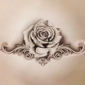 filigree tattoo - Google Search