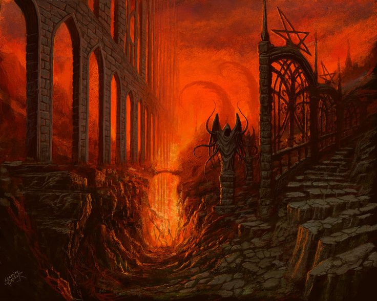 7 best gates of hell i...