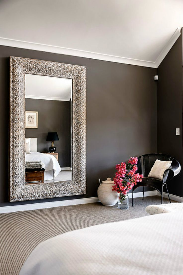 best  contemporary bedroom ideas on pinterest  modern chic  - luxury mirrors for contemporary bedrooms