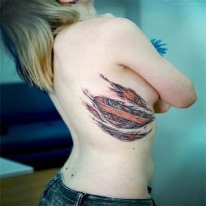 when those tattoos really get under the skin These tattoos also look excellent under  but white ink tattoos on light skin really need  it paves the way for contaminants to get into the skin, and those.