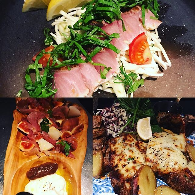 こんにちは! 夕方から少し肌寒くなってきましたがウララは美味しい物いっぱいご用意してホットに営業しております♪ 季節ものの食材もいいいいですし お肉にチーズのせたカロリー爆弾もいいですね! さて今日は何召し上がりましょう?  #陽気なスタッフ #代官山イタリアン #渋谷イタリアン #肉 #グリル #ワイン #隠れ家 #デートに #パスタ #オステリアウララ #osteriaurara #6年目 #ダルマプロダクション  #うしサラダ #裏代官山