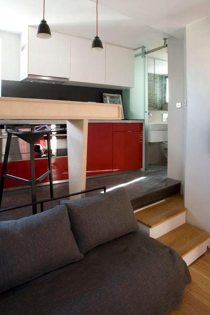 Lakberendezés kis lakásban - Inspirációk Csorba Anitától