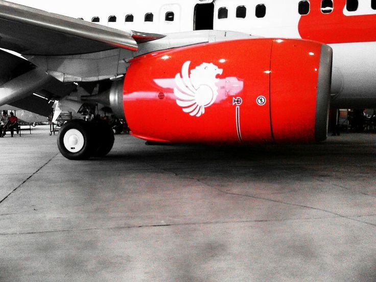 Engine lion air