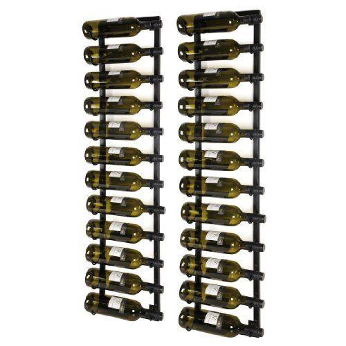 Étagère à vin / Casier à bouteilles HANG UP pour 12 bouteilles - H 120 x L 23 x P 10 cm de VinCasa, http://www.amazon.fr/dp/B00FEHMBOW/ref=cm_sw_r_pi_dp_5WcVsb1MB96TT 40 euros